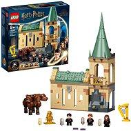 LEGO Harry Potter TM 76387 Rokfort: stretnutie s Chlpáčikom - LEGO stavebnica