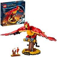 LEGO Harry Potter TM 76394 Félix – Dumbledorov fénix - LEGO stavebnica