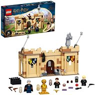 LEGO® Harry Potter™ 76395 Rokfort: prvá hodina lietania