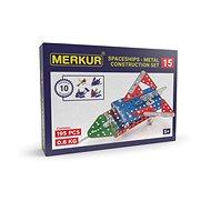 Merkur raketoplán - Stavebnica