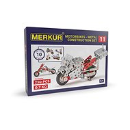 Merkur motocykel - Stavebnica