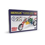 Merkur motocykle - Stavebnica