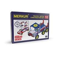 Stavebnica Merkur odťahový voz - Stavebnice