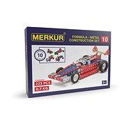 Merkur formula - Stavebnica