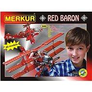 Merkur Red Baron - Stavebnica