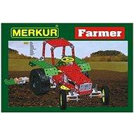 Stavebnica Merkúr farmárska súprava - Stavebnice
