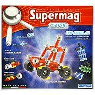 SUPERMAG – Autá - Magnetická stavebnica