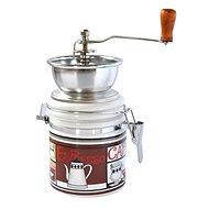 Toro Mlynček na kávu, porcelán, nerez, motív Espresso - Mlynček na kávu