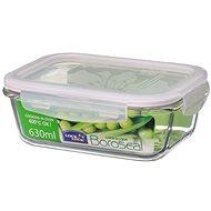Lock&Lock Dóza na potraviny, 630 ml, borosilikátové sklo