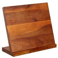 Toro Stojan na nože magnetický, agátové drevo - Stojan na nože