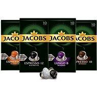 Jacobs kapsuly NCC PACK 4× 10 ks - Kávové kapsuly