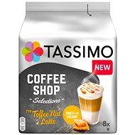 TASSIMO kapsuly Toffee Nut Latte 8 nápojov