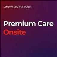Lenovo Premium Care Onsite pro Entry NB (rozšíření základní 2 leté záruky na 3 roky Premium Care)