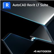 AutoCAD Revit LT Suite 2020 Commercial New na 3 roky (elektronická licence)