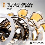 AutoCAD Inventor LT Suite 2021 Commercial New na 1 rok (elektronická licencia) - CAD/CAM softvér
