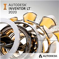 Inventor LT Commercial Renewal for 3 Years (Electronic License) - CAD/CAM Software