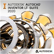 AutoCAD Inventor LT Suite Commercial Renewal for 3 Years (Electronic License) - CAD/CAM Software