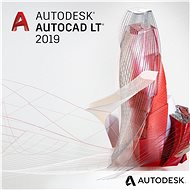 AutoCAD LT Commercial Renewal na 3 mesiace (elektronická licencia) - Elektronická licencia