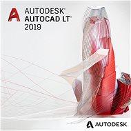 AutoCAD LT Commercial Renewal na 3 mesiace (elektronická licencia) - Elektronická licence