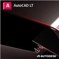 AutoCAD LT Commercial Renewal na 1 rok (elektronická licence) - Elektronická licence
