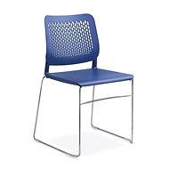 LD Seating Time modrá - Konferenčná stolička