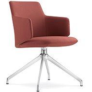 LD Seating Melody Meeting vínová - Konferenčná stolička