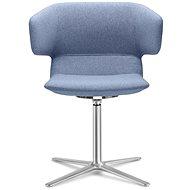 LD Seating Flexi modrá - Konferenčná stolička