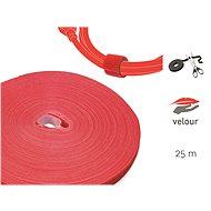 LABEL THE CABLE LTC PRO Roll 1260 Red 25 m - Organizácia káblov