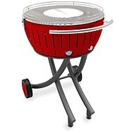 LotusGrill XXL Red s poklopom - Gril