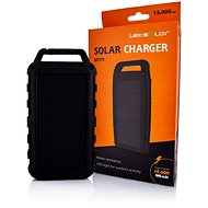 Letsolar LET111 15000 mAh black - Powerbank
