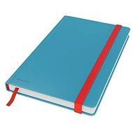 Leitz Cosy A5, linajkový, modrý - Poznámkový blok