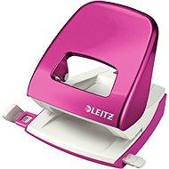Leitz New NeXXt WOW 5008 metalický ružový - Dierovač