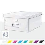 LEITZ Click-N-Store veľkosť L (A3) - biela - Archivačná škatuľa