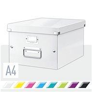 LEITZ Click-N-Store veľkosť M (A4) - biela - Archivačná škatuľa