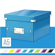 LEITZ Click-N-Store velikost S (A5) - modrá - Archivačná škatuľa