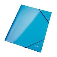 LEITZ Wow modré – 250 listov - Dosky na spisy