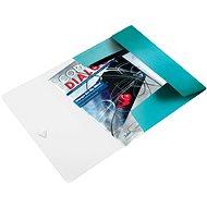 LEITZ Wow 150 listov – ľadovo modrá - Dosky na spisy