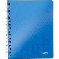 Leitz WOW A5, linkovaný, modrý - Poznámkový blok