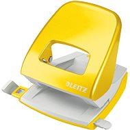 Leitz New NeXXt WOW 5008 metalická žltá - Dierovač