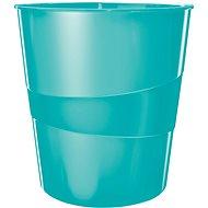 Leitz WOW ľadovo modrý - Odpadkový kôš