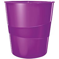 Leitz WOW purpurový - Odpadkový kôš
