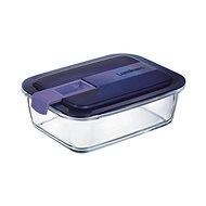 LUMINARC EASY BOX obdĺžnikový 122 cl + veko - Dóza