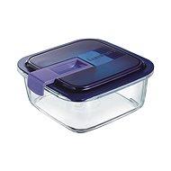 LUMINARC EASY BOX obdĺžnikový 82 cl + veko - Dóza