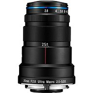 Laowa 25 mm f/2,8 2.5-5X Ultra-Macro Canon - Objektív