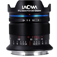 Laowa 14 mm f/4 FF RL Zero-D Canon
