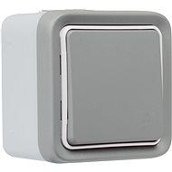 Legrand Plexo With Netatmo Bezdrôtový Spínač IP55 Sivý - Vypínač