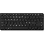 Microsoft Designer Compact Keyboard CZ/SK, Black - Klávesnica