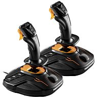 Thrustmaster T16000M Space SIM duo stick Hotas - Joystick