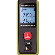 EXTOL CRAFT 920201 - Laserový diaľkomer