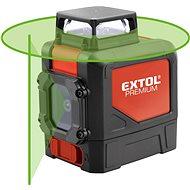 EXTOL PREMIUM 8823307 - Krížový laser